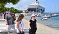 Mein Schiff 2 2 bim 165 turist ile Bodrum'da