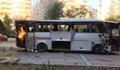 Mersin'de polis servis aracında patlama