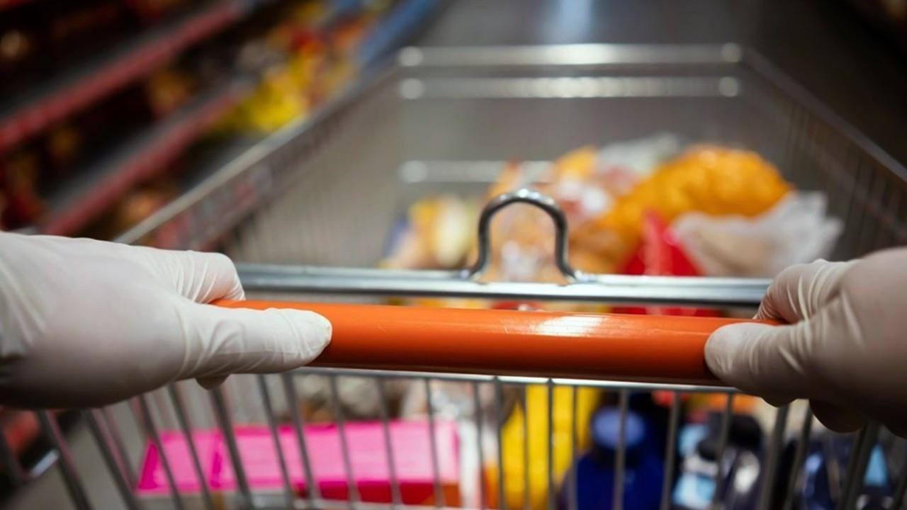 Gıda fiyatları yükselişini 10'uncu ayda da sürdürdü