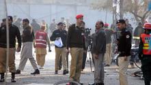 Pakistan'da çifte bombalı saldırı : 25 ölü