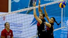 Kadın Voleybol Milli Takımı adını çeyrek finalde