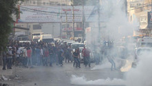 İsrail'den Filistinli göstericilere müdahale