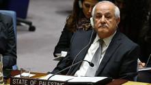 Filistin'den BMGK'ya 'uluslararası koruma' çağrısı
