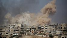 Rakka'da 18 sivil öldü