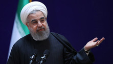Ruhani'den ABD'ye sert tepki