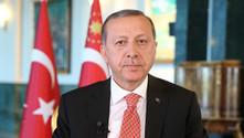 Erdoğan'dan Nakkaş'a kutlama