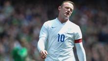 Wayne Rooney milli takımı bıraktı