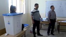 IKBY'deki referandum için sandıklar kuruldu