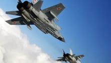 Rus uçakları Suriye'de DEAŞ'ı vurdu