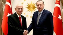 Cumhurbaşkanı, Kahraman ve Tuna'yı kabul etti