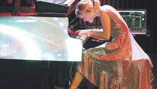Ariadna Castellanos ile Antalya'da bir piyano deneyimi