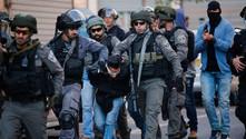 Kudüs ve Gazze'deki olaylarda 13 Filistinli yaralandı