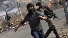 İsrail'den Ramallah'ta bir kasabaya gaz bombasıyla baskın