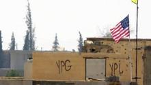 ABD bin PYD'liyi Türkiye sınırına yerleştirdi