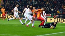 Galatasaray, Kayserispor'u deplasmanda yendi