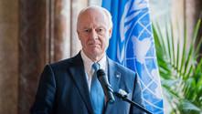 BM Suriye Özel Temsilcisi Mistura istifa ediyor