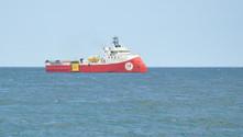 Yunan fırkateyninden Türk gemisine taciz