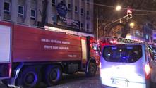 Başkentte doğalgaz patlaması: 7 yaralı