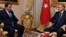 Erdoğan BBP Lideri'yle görüşüyor