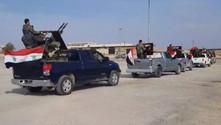 Esad rejimi Afrin'e girdi iddiası