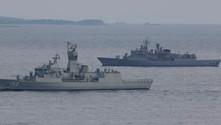 İtalyan sondaj gemisi Doğu Akdeniz'den ayrılıyor