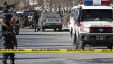 Kabil'de intihar saldırısı: 1 ölü, 6 yaralı
