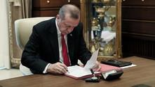 Cumhurbaşkanı Erdoğan, seçim yasasını onayladı
