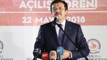 Seçimde adaylar arasında yer almayan Zeybekci'den açıklama