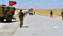 Türk askeri Menbiç'te