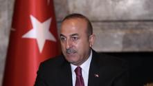 Çavuşoğlu: Bu süreçte YPG'liler Münbiç'ten çıkartılacak