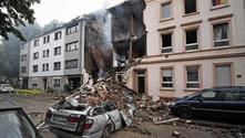 Almanya'da patlama: 4'ü ağır 25 yaralı