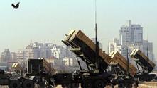 İsrail Suriye'ye Patriot füzesiyle saldırdı