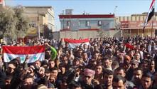 Irak'ın güneyindeki gösterilerde bir kişi öldü
