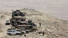 Peşmerge'nin DEAŞ operasyonu tamamlandı