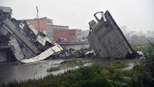 İtalya'da otoyol köprüsü çöktü: 35 ölü