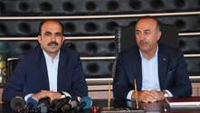 Bakan Çavuşoğlu: Konya Türkiye'nin gözbebeğidir