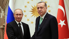 Cumhurbaşkanı Erdoğan, Putin ile görüşecek