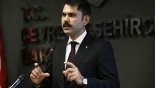 Çevre ve Şehircilik Bakanı Kurum: Kira süresi sonunda araziler satılabilir
