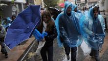 Sıcaklıklar düşecek, şiddetli yağış ve fırtına geliyor