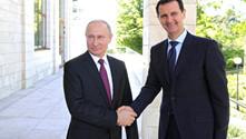 Esad: Suriye'nin yeniden inşasında öncelik Rus şirketlerinin olacak