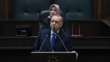 Erdoğan: Teröristler güvenli bölgeden çıktığında harekat sona erer