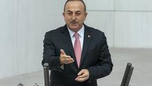 Çavuşoğlu milletvekillerini Barış Pınarı Harekatı hakkında bilgilendirdi
