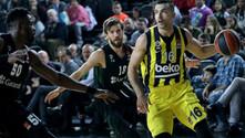 Fenerbahçe Beko 20. galibiyetini elde etti