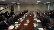 Akar-Shanahan görüşmesinde ABD'nin YPG'ye desteği ele alındı