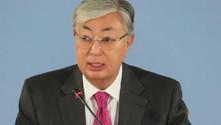 Kazakistan Tokayev'e emanet