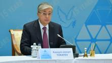 Yeni Cumhurbaşkanı: Her yere Nazarbayev'in ismi verilsin