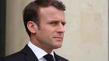 Macron'dan İdlib saldırılarına kınama
