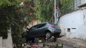 Deprem sonrası tsunami oluştu