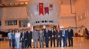 Yerli helikopter simülatörü Katar sınavından geçti