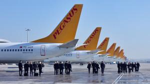 Pegasus 10 adet Airbus alacak